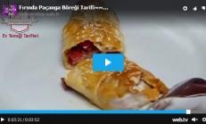 Fırında Paçanga Böreği Tarifi Videolu ~~