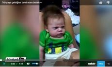 Dünyaya Geldiğine Pişman Olan Bebek